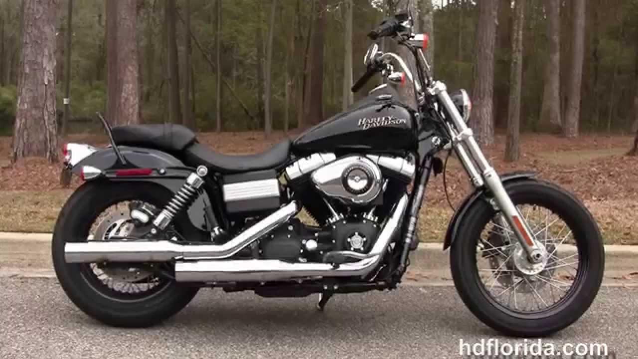 used 2011 harley davidson fxdb dyna street bob motorcycles for sale in georgia youtube. Black Bedroom Furniture Sets. Home Design Ideas