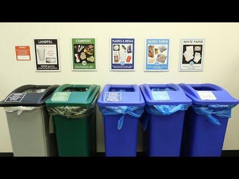 Emory University Sets Goal of Zero Landfill Waste