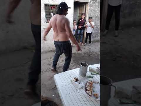 Santi el striptis