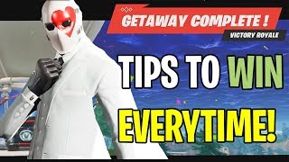 Win Getaway Mode Tips! - Fortnite LTM