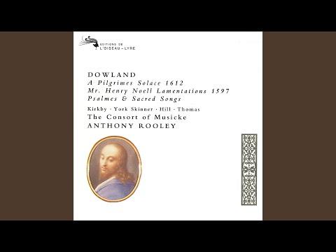 Dowland: A Pilgrim's Solace - 14. Thou mighty God