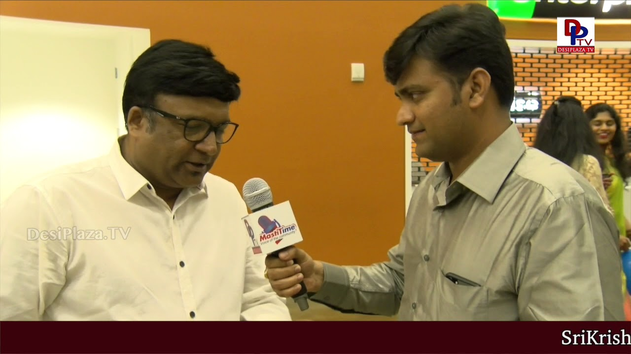 Kona Venkat surprised by ATC Comittee Members dedication for the grand success of the event | DPTV