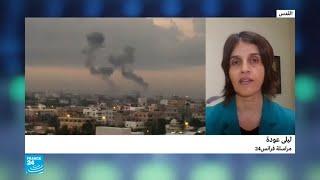 هل تخوض إسرائيل حربا واسعة ردا على إطلاق صواريخ من غزة؟