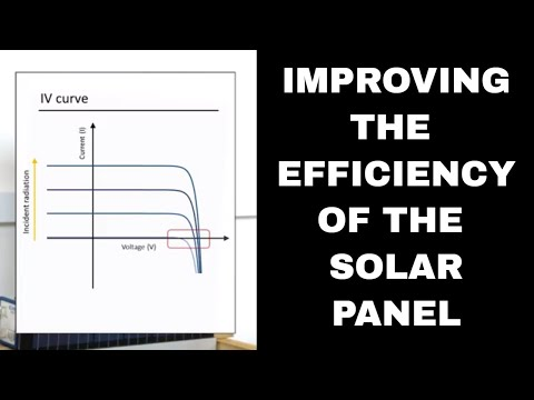 improving-the-efficiency-of-the-solar-panel