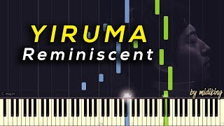 Yiruma - Reminiscent (회상) [Synthesia Piano Tutorial]
