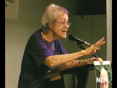 David McReynolds 80th: Frances Goldin