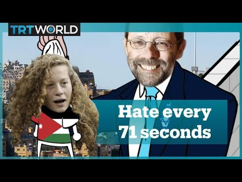 Anti-Palestine hate posted every 71 seconds