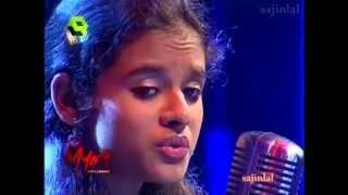 Kaatrin mozhi..., by Poornasree - Myna on Kairali We