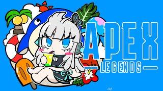 【APEX LEGENDS】だんだんたのしくなってきちゃったソロランク【杏戸ゆげ / ブイアパ】