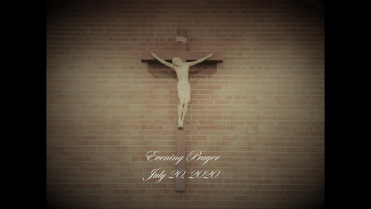 Evening Prayer~September 17