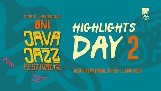 Java Jazz Festival 2020 - Highlights Day 2