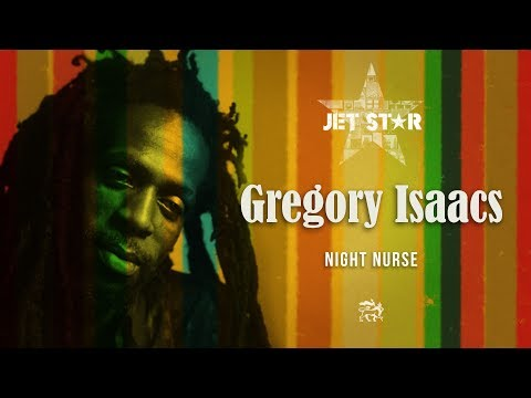 Gregory Isaacs  Night Nurse   Audio  Jet Star Music