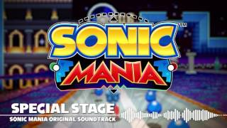 """Sonic Mania OST -  Special Stage (""""Dimension Heist"""")"""