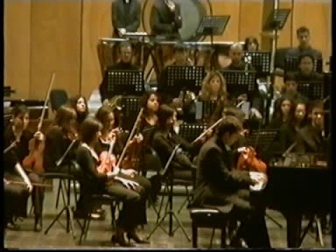 rhapsodie in blue g.gershwin plays Claudio Mosca 1/2