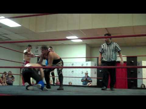 St. Louis Cartel & Damien Thorne vs. Scott Parker, Ace Hawkins, & Donovan Cain (part 1)
