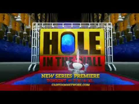Cartoon Network - Hole in the Wall (Premiere)
