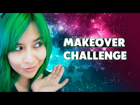 EL RETO MAS DIVERTIDO EN VIDEO JUEGO - EXTREME MAKEOVER CHALLENGE!!