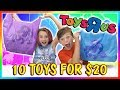 20 DOLLAR TOYS R US CHALLENGE  We Are The Dses