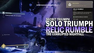 Video-Search for secret triumph
