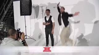 Răzvan și Dani sunt #deneoprit! X Factor e #deneoprit! Muzica e #deneoprit!