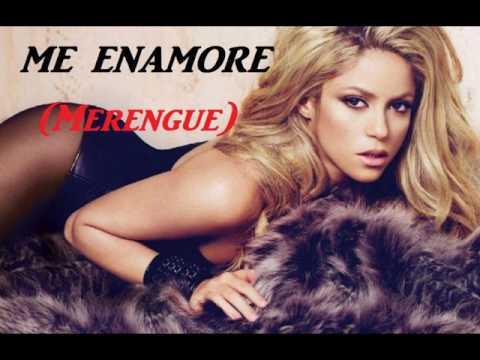Shakira Me Enamoré Merengue