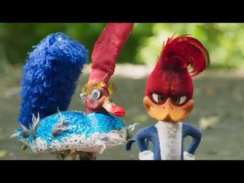 Woody Woodpecker (2017) The Movie Trailer Sub English ...