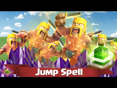 Clash of Clans Hack a Wall | No, JUMP it | No Hacking Walls Needed In Clash Of Clans!