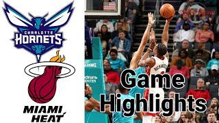 Check out the last nba game of 2019/20 seasonhornets vs heat subscribers to sports talk line channel for more highlightsif you like this video please...