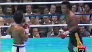 ROBERTO DURAN MANOS DE PIEDRA VS SUGAR RAY LEONARD ll PART 4