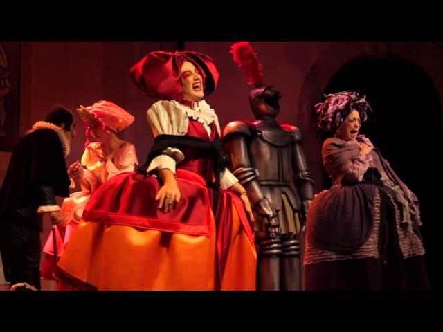 La Maldita Armadura, de Atakama Teatro