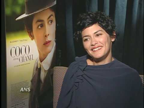 AUDREY TAUTOU COCO BEFORE CHANEL ANS INTERVIEW