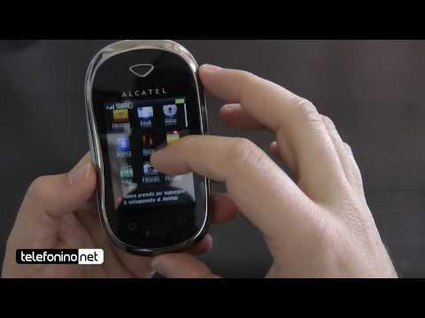 Alcatel OT 880 videoreview da Telefonino.net