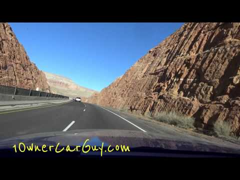 Virgin Gorge Arizona I15 Vermillion Cliffs Highway Mojave Desert Interstate 15 Nevada and Utah