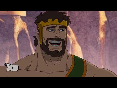 Hulk and the Agents of S.M.A.S.H. - Hercules - Official Disney XD UK HD