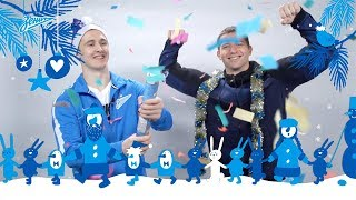 «Побед и любви!»: новогоднее поздравление от футболистов «Зенита»