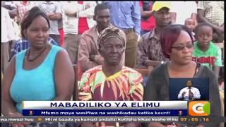 Mfumo mpya wasifiwa na washikadau katika kaunti