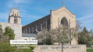 FPCD Sunday Service 7/26/2020