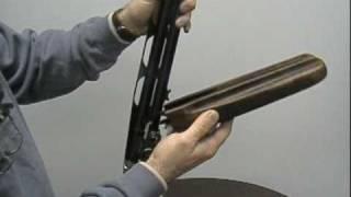 Beretta Over & Under Shotgun Forend Installation