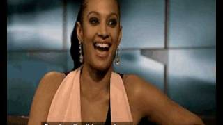 Alesha Dixon - funny laughter