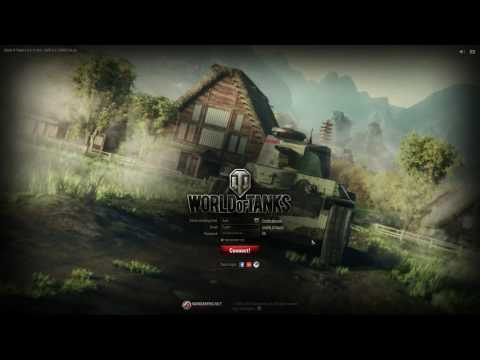 [WOT]World of Tanks Login Theme Song Video BEST AUDIO 9.15
