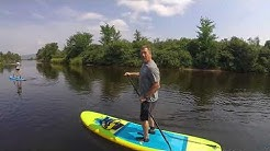 CB West Paddle Board Tours Cape Breton NS Canada