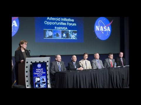 BREAKING: Planet X Shocking Announcement Reveals NASA Asteroid Redirect Mission  COVER STORY!