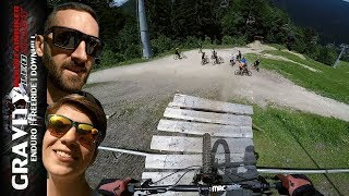 Trail Days 2018 | Bikepark Kranjska Gora Trails & Robe Twist | No Dig No Ride | Leo Kast UMLK #109