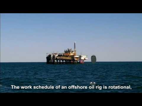 Offshore oil and gas jobs