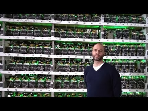 Inside a Secret Bitcoin Mine In Siberia