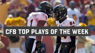 Top 10 Plays of Week 9 | College Football Highlights
