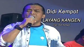 Didi Kempot - Layang Kangen ( Official Music Video )