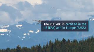 Seaplane Engine Innovation by RED Aircraft Game Changing Aviation Piston Engine