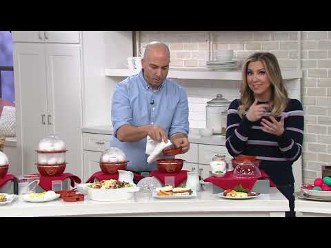 Copper Chef Deluxe Perfect Egg Maker on QVC