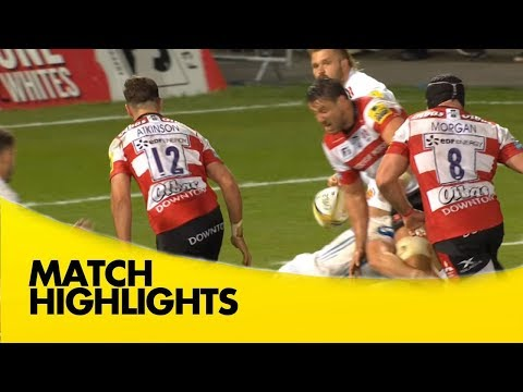Gloucester Rugby v Exeter Chiefs - Aviva Premiership Rugby 2017-18